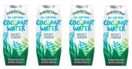 harvest bay coconut water