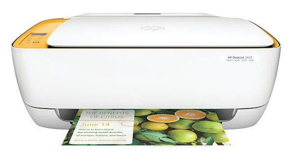 hp deskjet 3633 wireless color inkjet all in one printer scanner copier reg. Black Bedroom Furniture Sets. Home Design Ideas