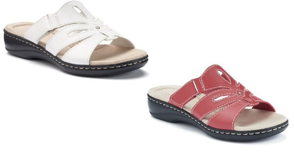 Croft \u0026 Barrow Women's Sandals $11.99