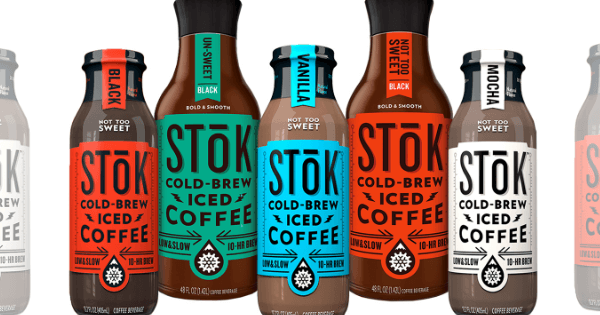 Free Stok Iced Coffee For Stop Amp Shop Shoppers Living Rich