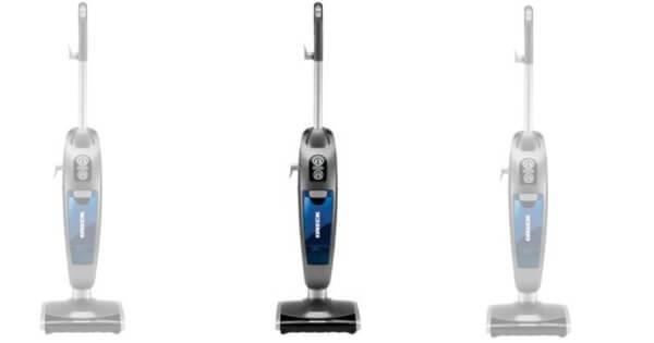 Oreck Versavac Steam Mop Amp Upright Bagless Vacuum Cleaner
