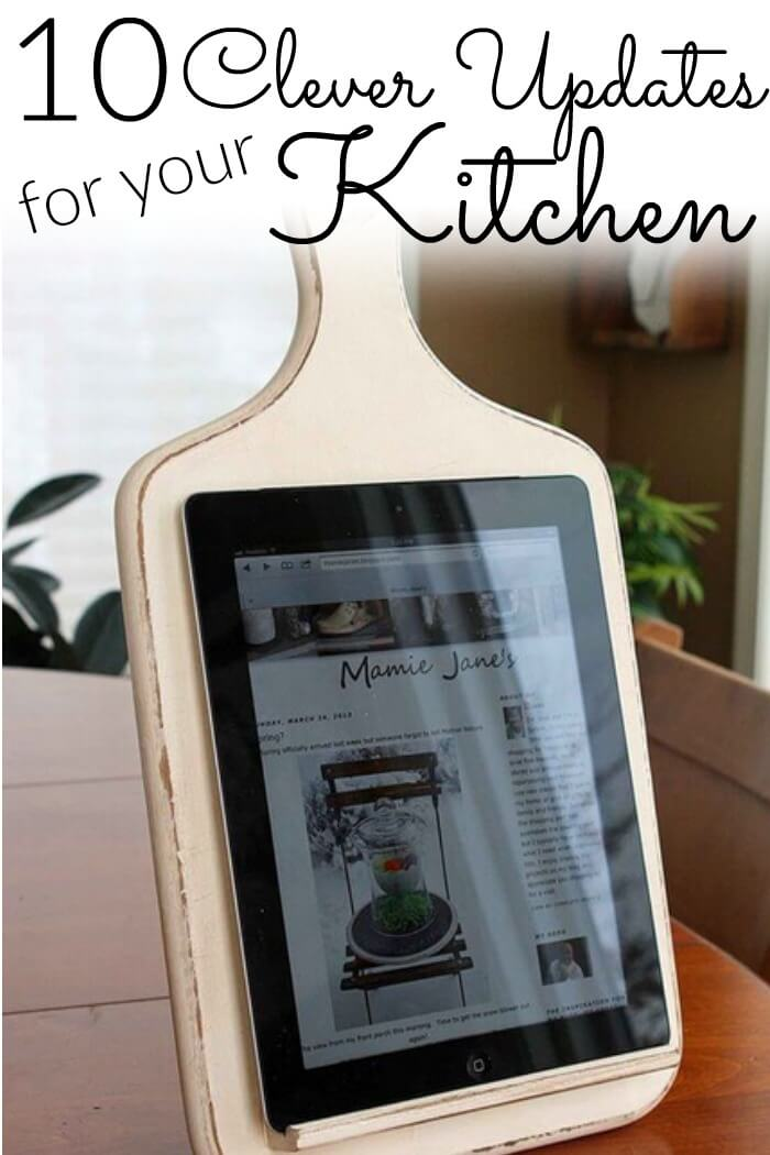 10 Clever Updates for your Kitchen