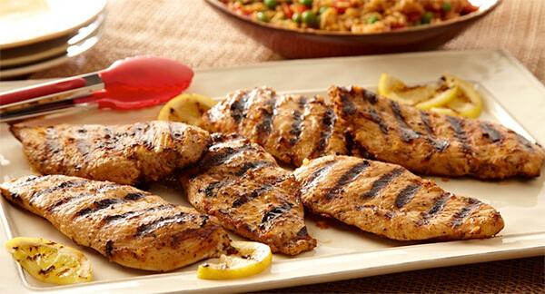 Quick Grilled Chicken