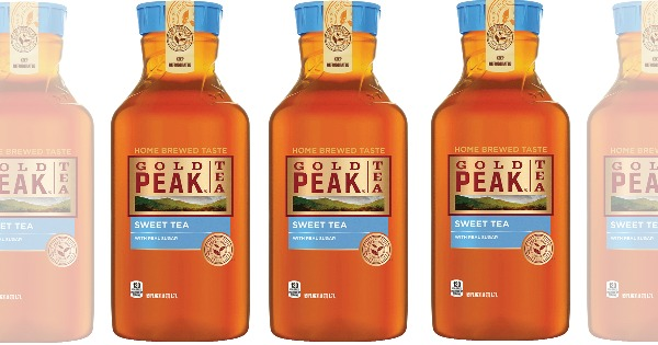 I am a super fan of Gold Peak Tea and the green tea is no exception. It's the perfect amount of sweetness without being overwhelming. Also, you can get it for a great price usually (I shop at Kroger that often has a lot of coupons) so honestly it's a great deal. Give this drink a try!