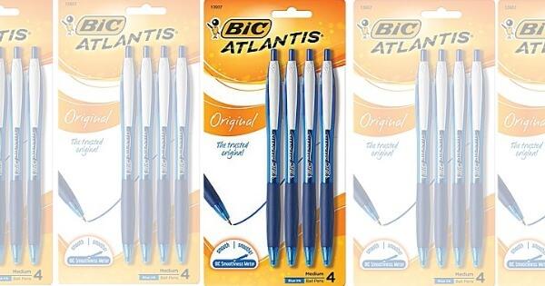 Bic pen coupons printable