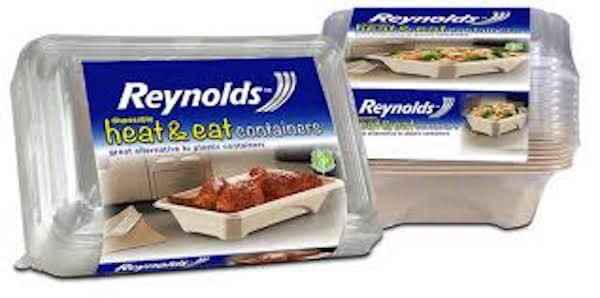 New $1/1 Reynolds Disposable Heat & Eat Containers Coupon