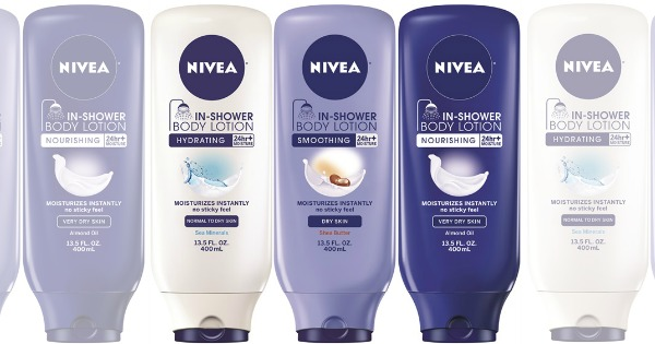 Nivea In-Shower Lotion as low as FREE at CVS! {7/10}