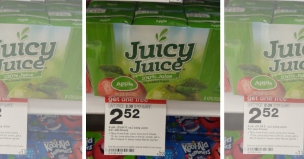 Juicy coupons