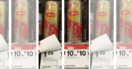 lipton sparkling tea target