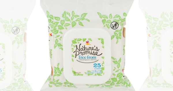 free nature u0026 39 s promise wipes for stop  u0026 shop  giant  martin
