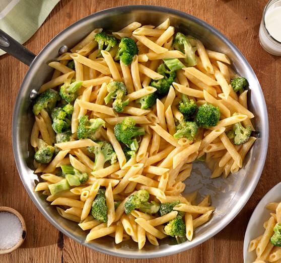 Broccoli Cheddar Penne