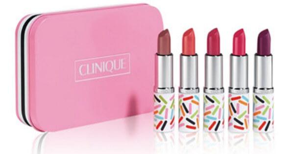 Clinique Candy Store Lipstick Set $25 (Reg. $80) + Free Shipping!