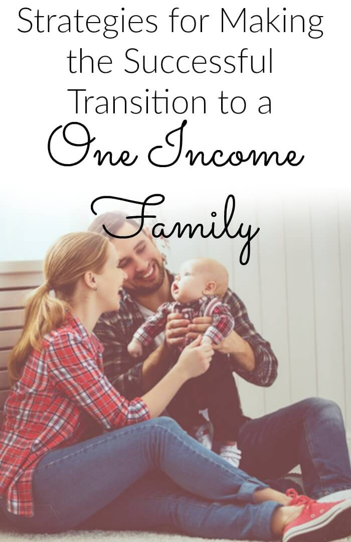 one income family