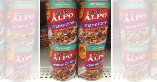 Alpo Can Dog Food Coupons