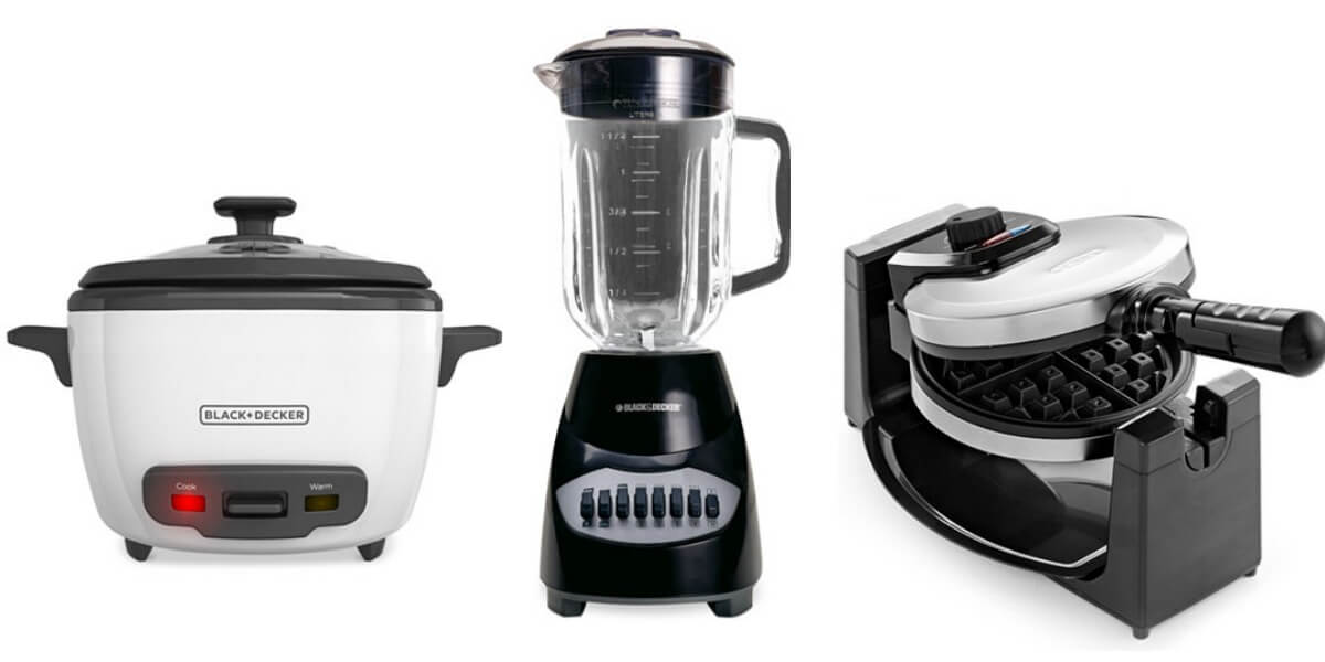 Macys: Small Kitchen Appliances $9.99 {After Rebate}Living Rich With ...