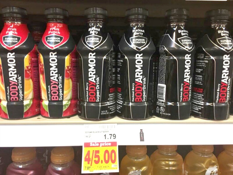 Body armor coupons