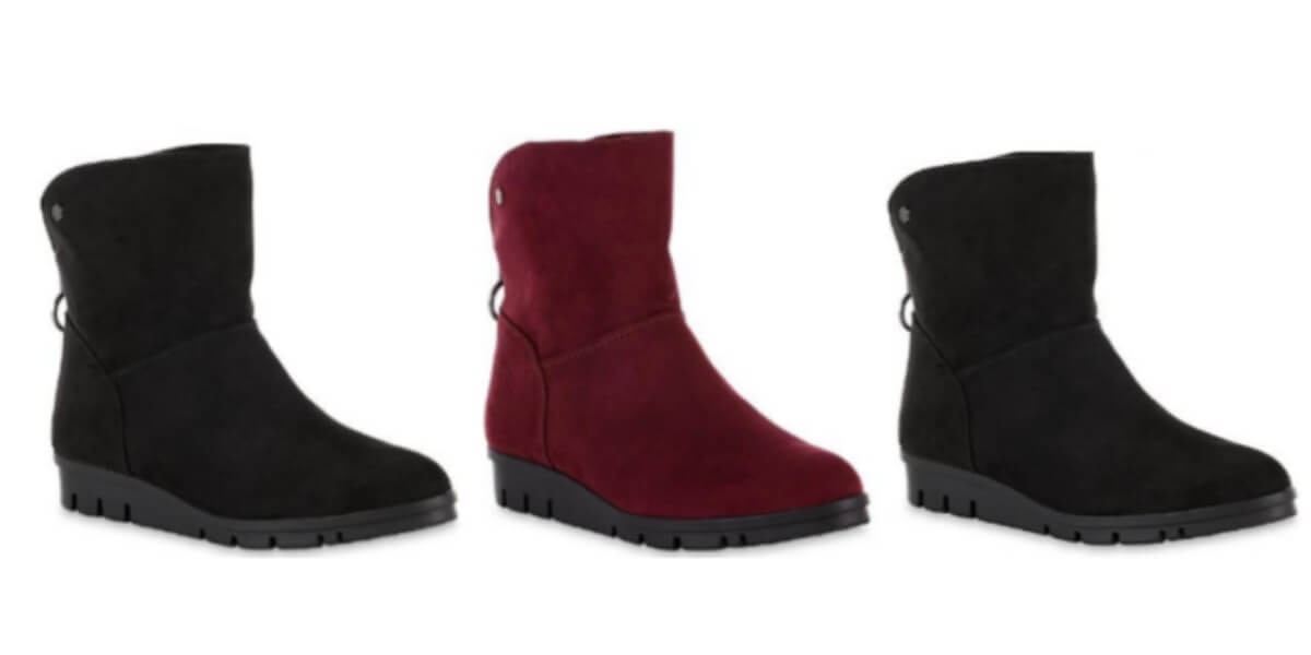 Ankle Boots + $20.32 Moneymaker