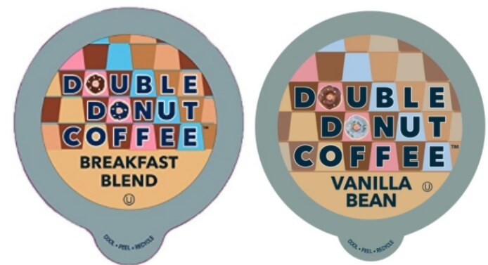 double donut k cups