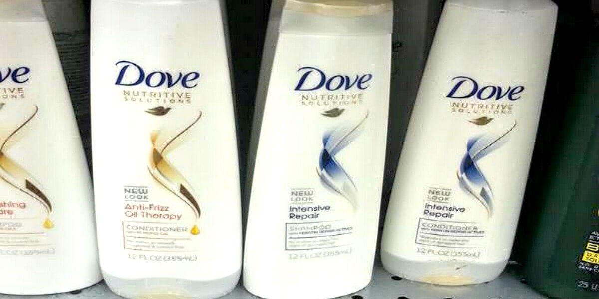2 FREE Dove Shampoo & Conditioners at ShopRite!