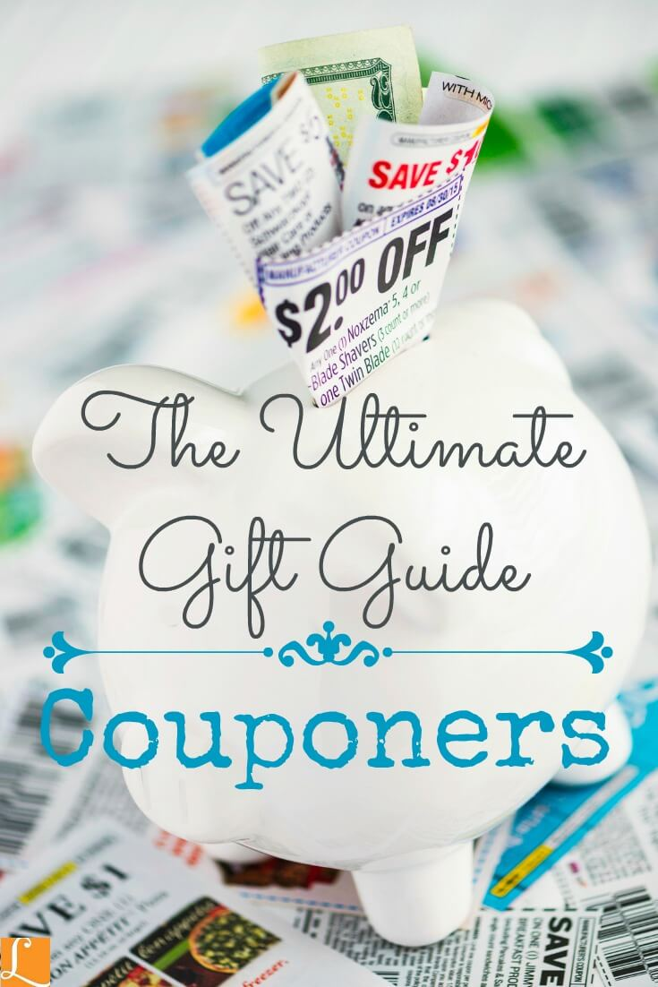 Gift Guide for Couponers