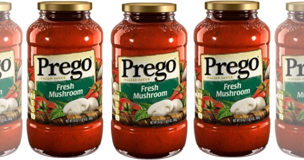 image regarding Prego Printable Coupons known as Refreshing Coupon! Prego Pasta Sauce as Lower as Free of charge at Avert Store