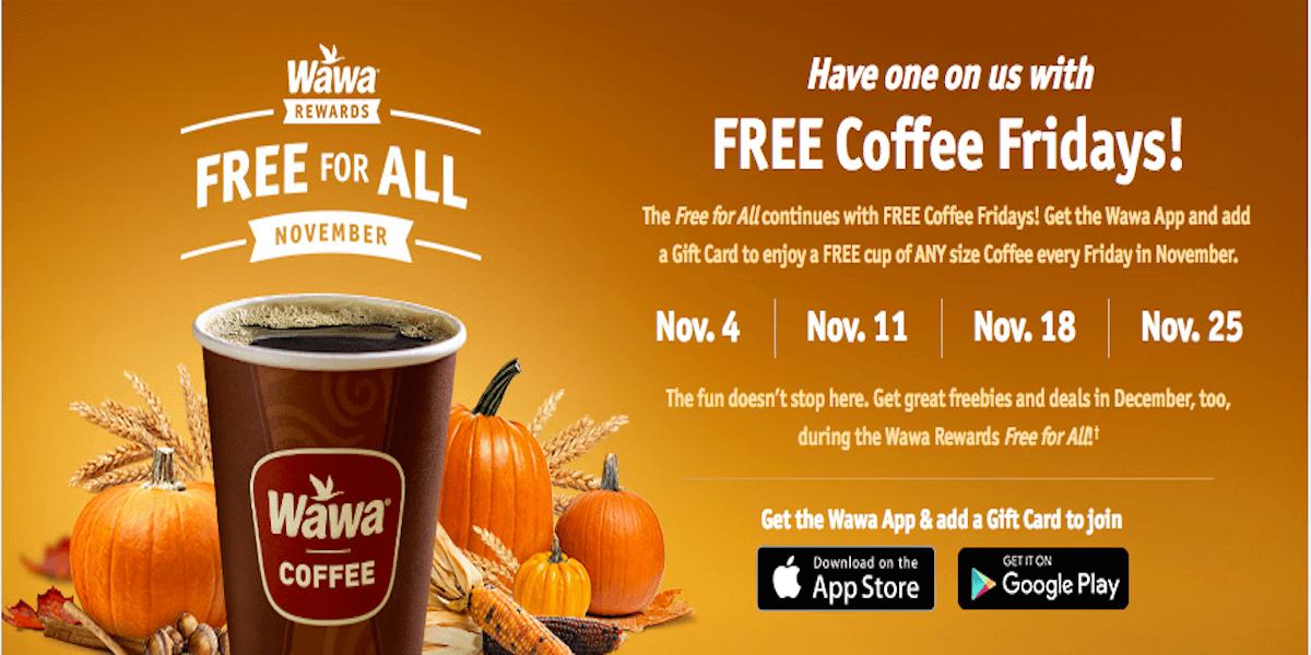 Seven eleven free coffee coupon