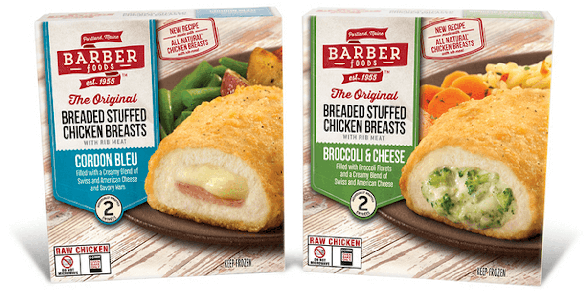 Barber Foods Coupon : Barber Foods Stuffed Chicken Entrees Just $1.25 at Stop & Shop {11/04 ...