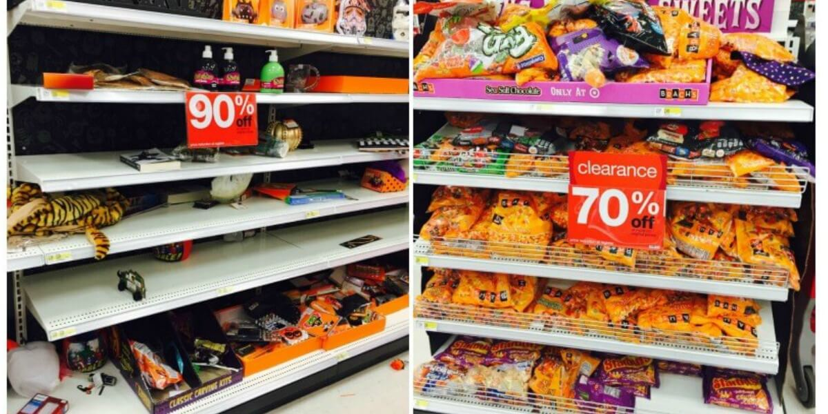 target clearance - Halloween Decoration Clearance