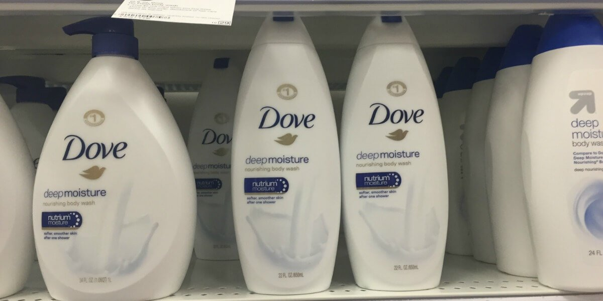 Today Only! FREE Axe, Dove & Caress Body Wash at Target! {Rebates}