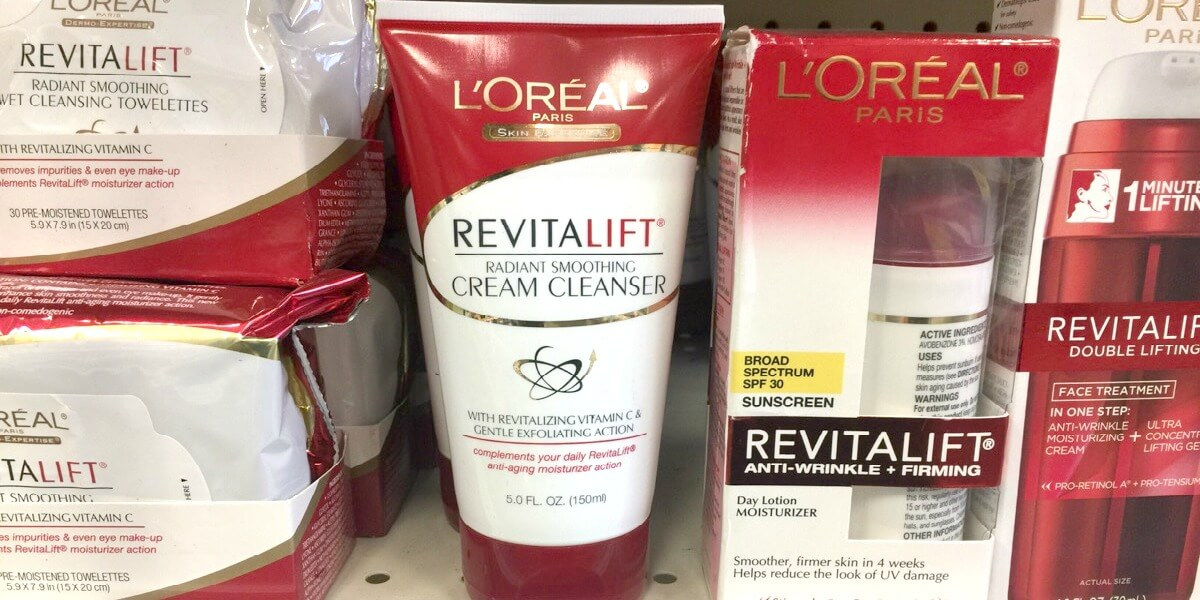 Last Chance to Score Money Makers on L'Oreal Skincare Products at ShopRite!