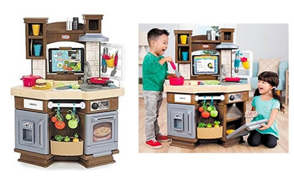 Little Tikes Cook N Learn Smart Kitchen 89 99 Reg