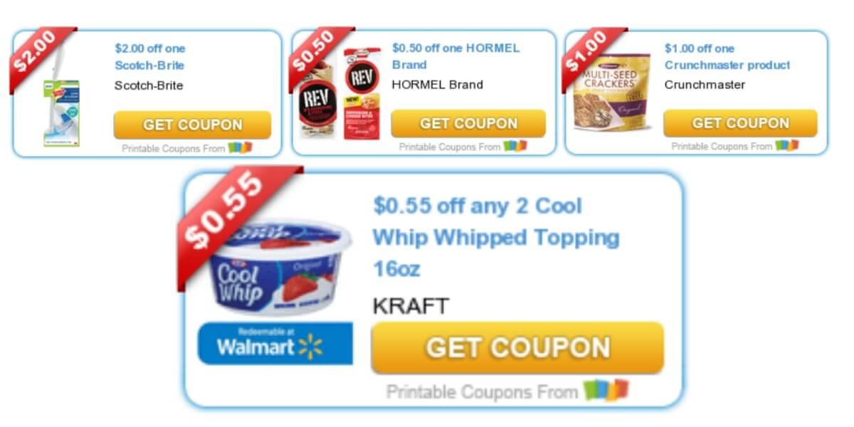 Cool whip coupon printable 2018
