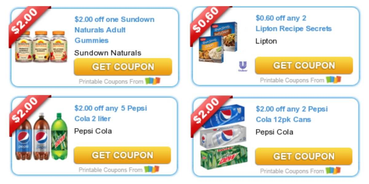 It is a picture of Gratifying Printable Pepsi Coupons