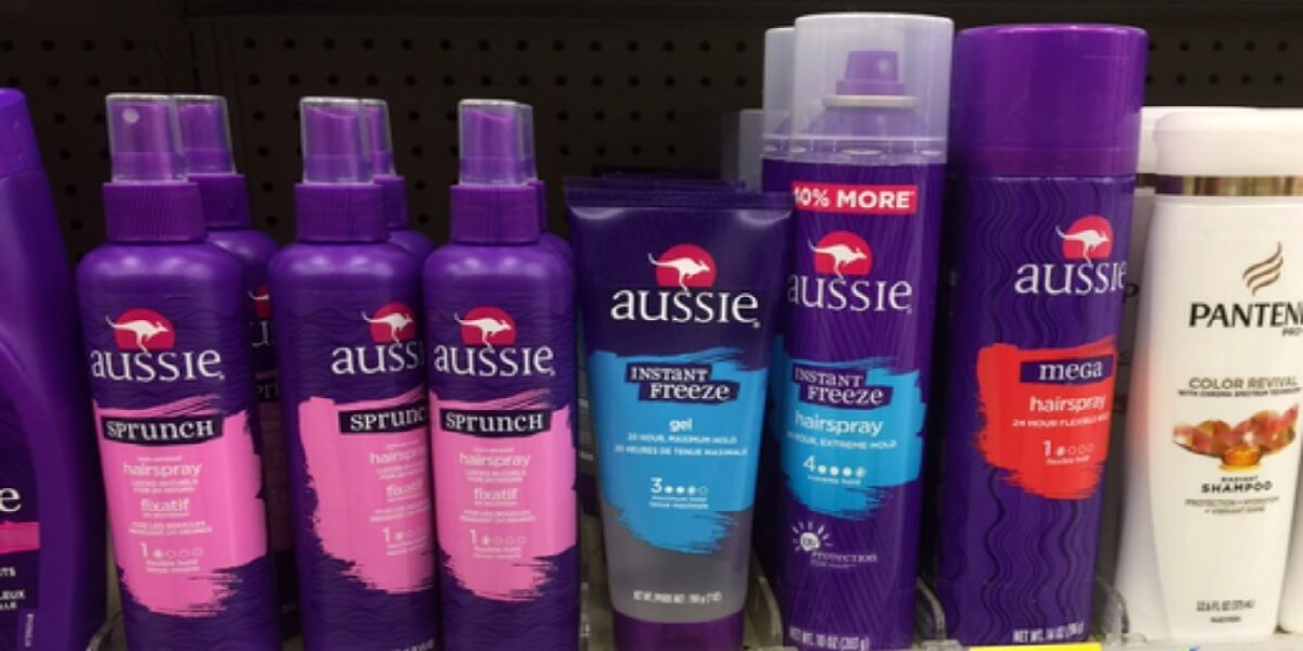 Coupons for aussie products
