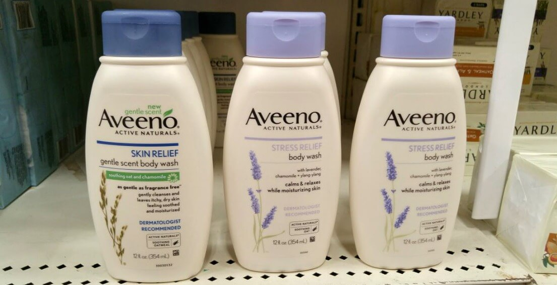 Aveeno Body Wash as Low as $0.99 at CVS!