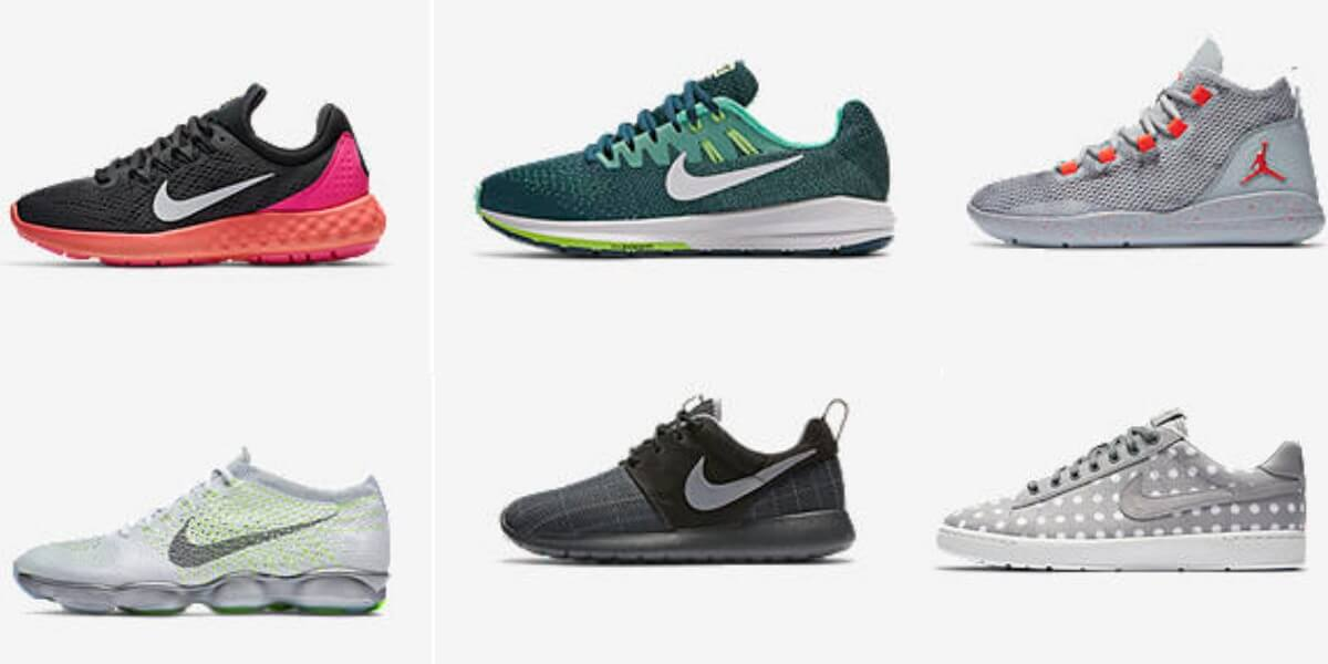 What are the best Nike coupon codes? Several times a year, all customers get access to a Nike promo code that offers a discount on a particular product, or a % off promo code that works on already reduced sale merchandise. While these coupons are only available several times per year, they tend to last over a week per coupon!