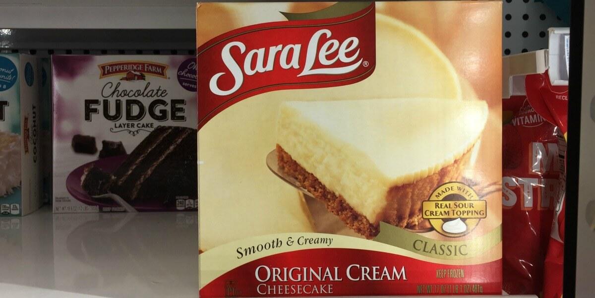 Who Sells Sara Lee Cakes