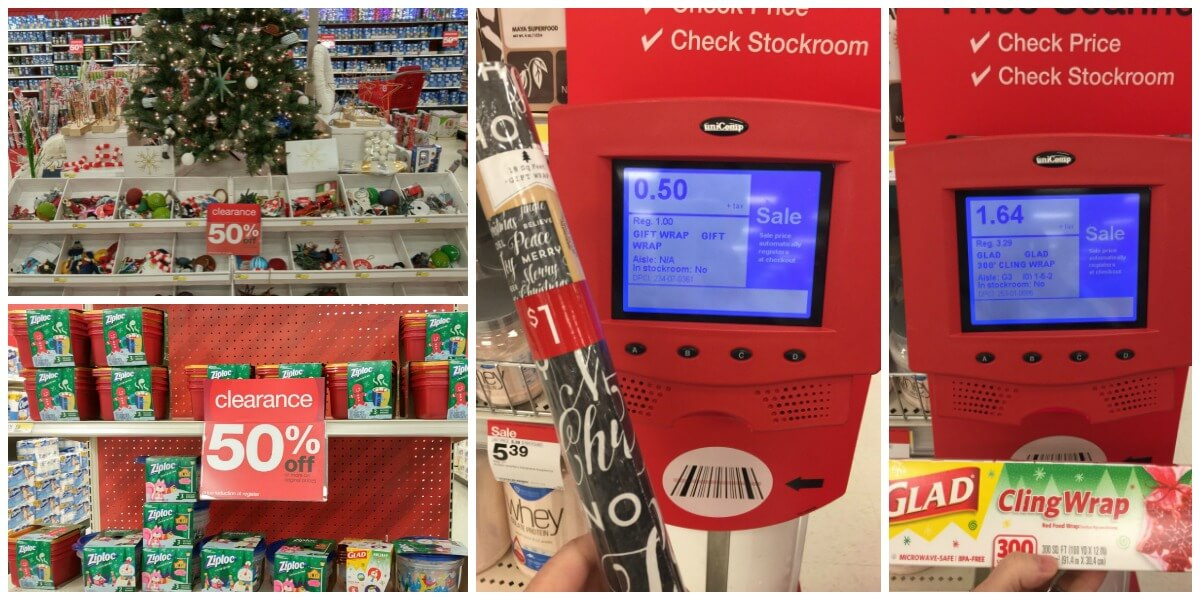 Target After Christmas Sale - 50% off Decor & 30% off Food!Living ...
