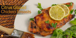 Citrus Glazed Chicken Breasts