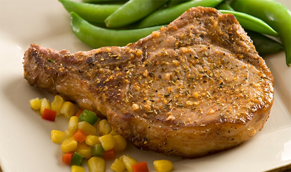 Herbed Pork Chops