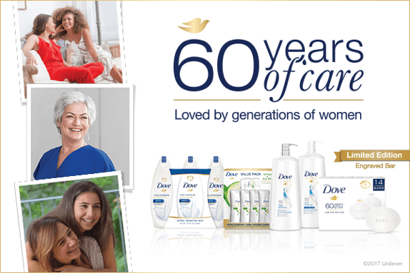 Stock Up on Dove Products at Sam's Club With $3 Instant Savings This Month!