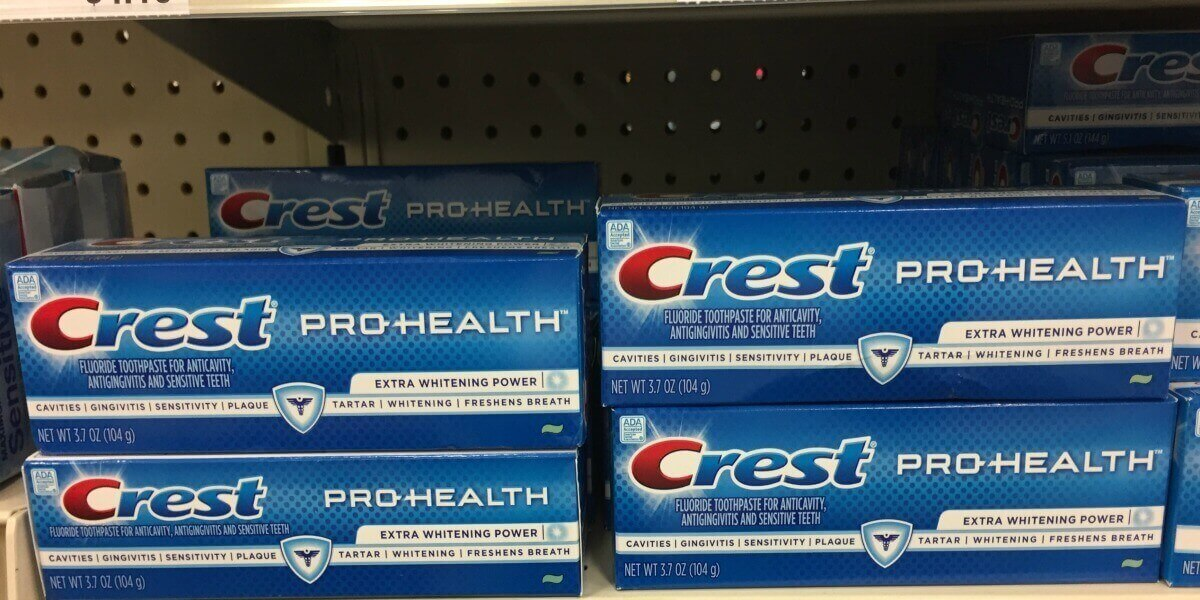 Free Crest Complete Or Pro Health Toothpaste At Target Living Rich