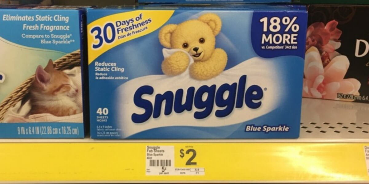 Snuggle com coupons
