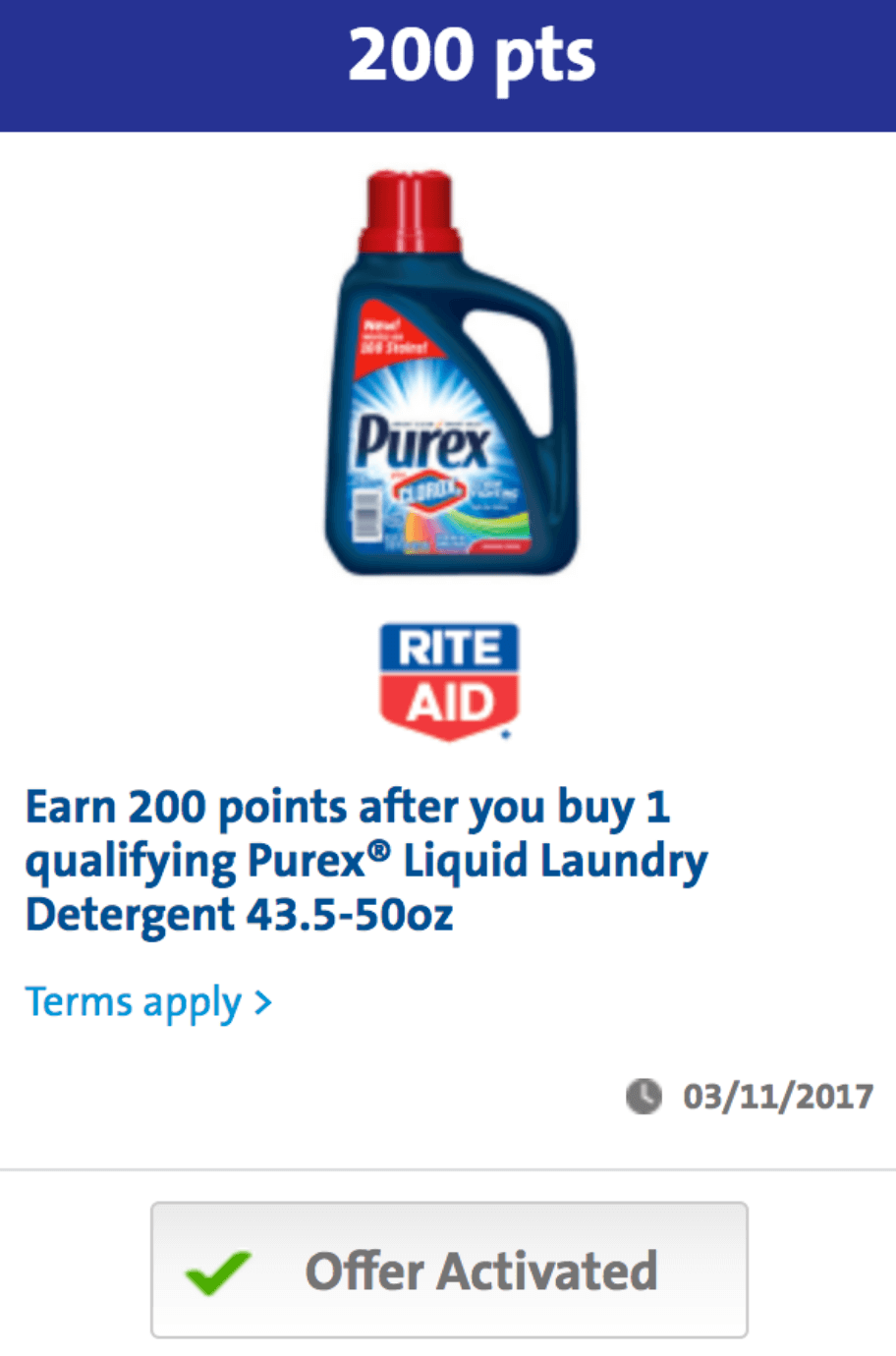 Select laundry coupon code