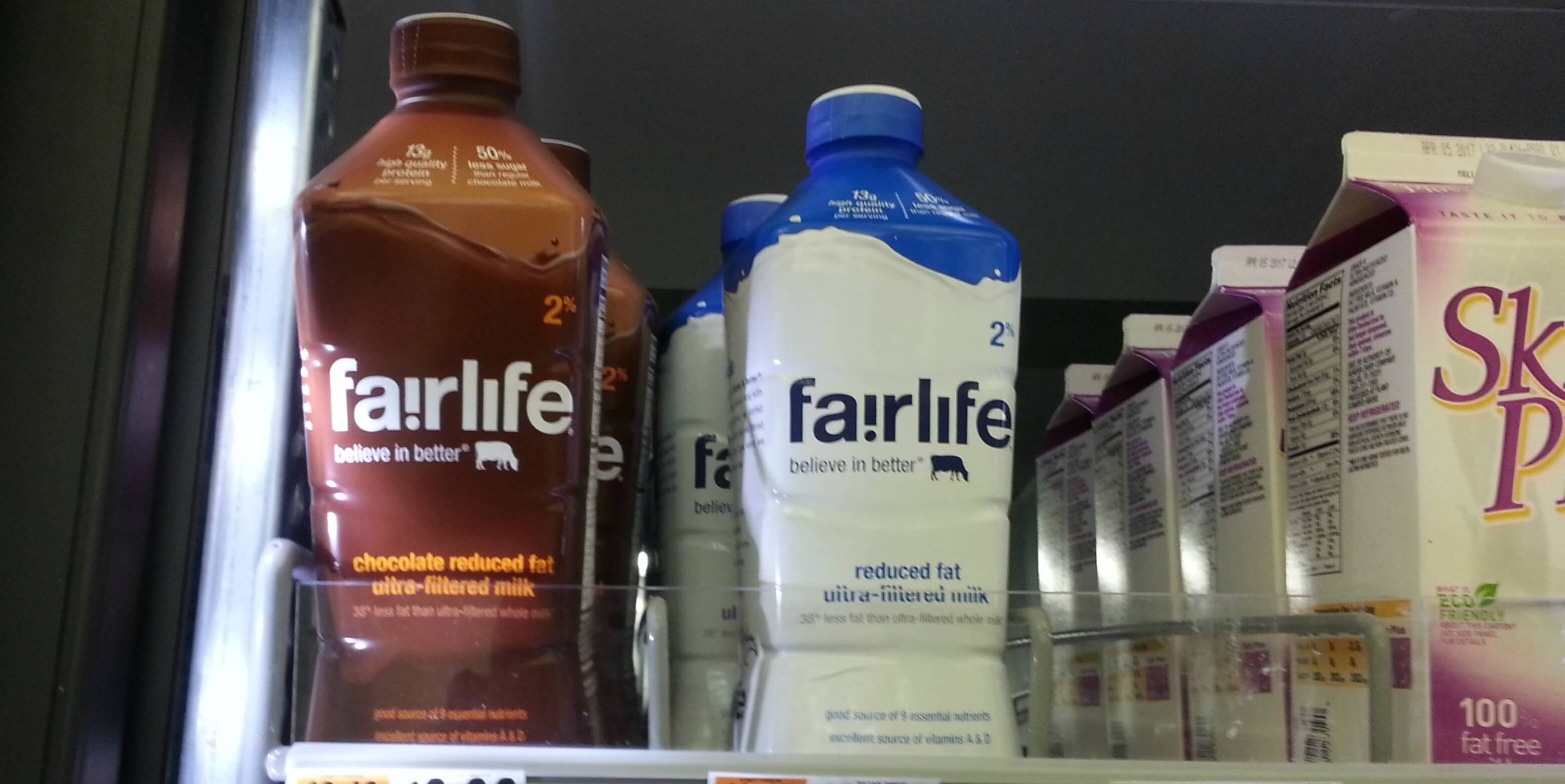 New Coupon! Fairlife Ultra Filtered Milk Only $1.50 at Stop & Shop ...