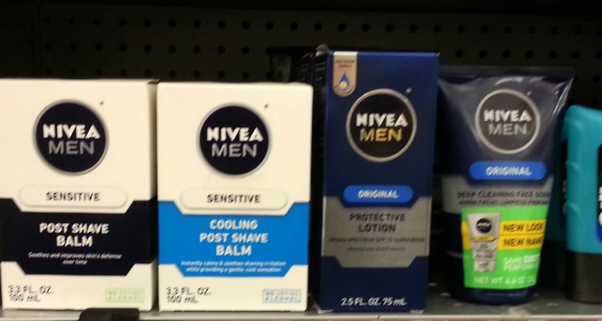 Nivea Mens Shave Balms, Body Wash & More Only $0.80 at Stop & Shop!