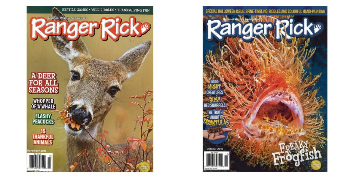 Ranger Rick Zoobooks Magazine. From the publishers at the National Wildlife Federation, Ranger Rick Zoobooks provides kids with a guide into the world of coolnupog.tk: $