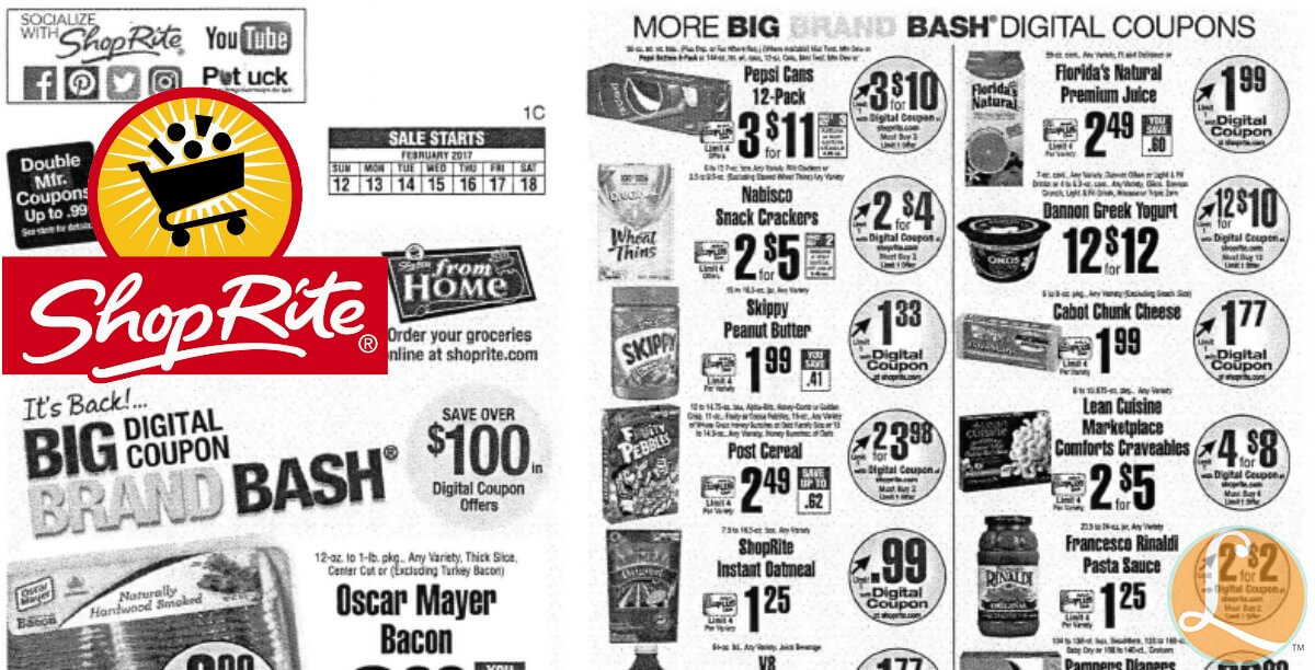 Shoprite coupon codes