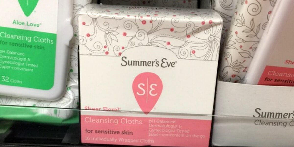picture relating to Summers Eve Printable Coupons called Substantial Relevance! $1.50/1 Summers Eve Substance Coupon - $0.22 at