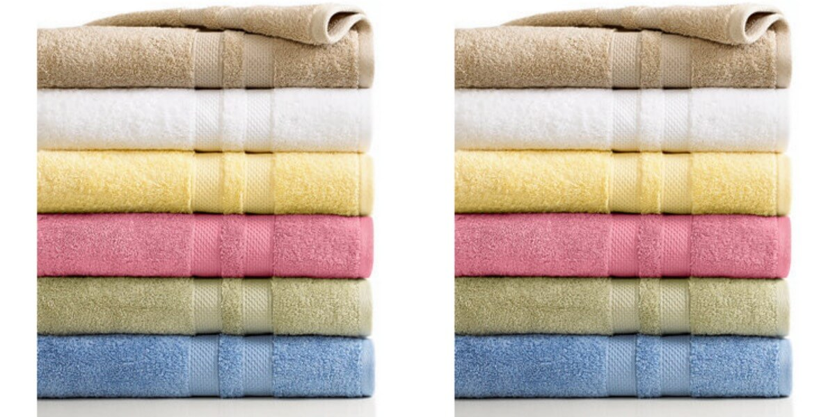 Macy 39 S 5 Sunham Supreme Bath Towels Rich With Coupons